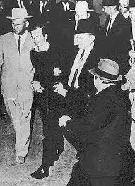 Prison Perp Walk Lee H Oswald