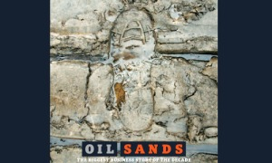 metaphor canada oil sands footprint
