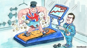 Metaphor in pix UK treadmill