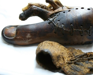Prosthetic Toe Ancient Egyptian