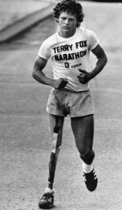 charity Terry Fox