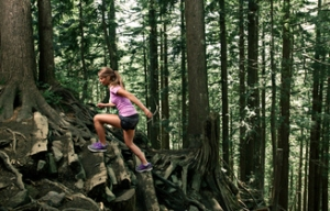 Stairs Grouse Grind Vancouver