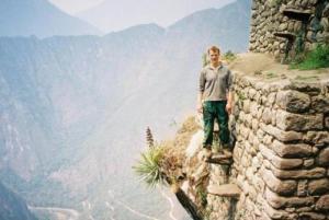 Stairs Inca Peru